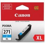 Canon CLI-271XL C Original Ink Cartridge - Inkjet - Cyan
