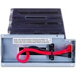 CyberPower RB1290X3L Battery Kit - 9000 mAh - 12 V DC - Sealed Lead Acid (SLA) - Leak Proof/Maintenance-free