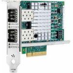 HPE Ethernet 10Gb 2-port 562SFP+ Adapter - PCI Express 3.0 x8 - 2 Port(s) - Optical Fiber