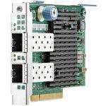 HPE Ethernet 10Gb 2-port 562FLR-SFP+ Adapter - PCI Express 3.0 x8 - 2 Port(s) - Optical Fiber