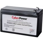 CyberPower Battery Kit - 7000 mAh - 12 V DC - Sealed Lead Acid (SLA) - Leak Proof/User Replaceable