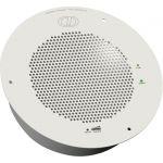 CyberData Speaker System - White