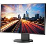 NEC Display MultiSync EX241UN-BK 24in LED LCD Monitor - 16:9 - 6 ms - 1920 x 1080 - 250 Nit - 1000:1 - Full HD - Speakers - DVI - HDMI - VGA - DisplayPort - USB - 19 W - Black - RoHS  T