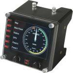 Saitek Pro Flight Instrument Panel for PC - Cable - USB - PC