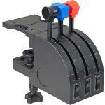 Saitek Pro Flight Throttle Quadrant - Cable - USB - PC - 5.90 ft Cable