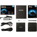Zotac ZBOX nano C ZBOX-CI325NANO-U Desktop Computer - Celeron N3160 - Mini PC - Intel HD Graphics 400 - Wireless LAN - Bluetooth