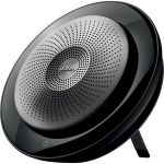 Jabra Speak 710 UC Speaker System - 10 W RMS - Wireless Speaker(s) - Portable - Battery Rechargeable - 150 Hz - 20 kHz - Bluetooth - USB Charging Port  Hands-free
