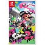 Nintendo HACPAAB6B Splatoon 2 Video Game