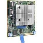 HPE Smart Array E208i-a SR Gen10 Controller - 12Gb/s SAS  Serial ATA/600 - PCI Express 3.0 x8 - Plug-in Module - RAID Supported - 0  1  5  10 RAID Level - 8 SAS Port(s) Internal - PC  L