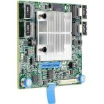 HPE Smart Array P816i-a SR Gen10 Controller - 12Gb/s SAS  Serial ATA/600 - PCI Express 3.0 x8 - Plug-in Module - RAID Supported - 0  1  5  6  10  50  60  1 ADM  10 ADM RAID Level - 16 S