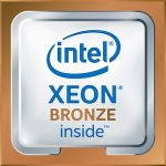 Intel Xeon bronze 3104 6C 6T 1.7GHz 8.25MB cache DDR4 up to 2133 MHz 85W TDP socket FC-LGA14 Purley Xeon