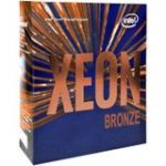 Intel Xeon Bronze 3106 8C 8T 1.7GHz 11MB cache DDR4 up to 2133 MHz 85W TDP socket FC-LGA 3647 Purley Xeon