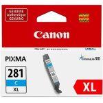 Canon CLI-281 XL Original Ink Cartridge - Cyan - Inkjet