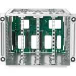 HPE Drive Enclosure Internal - 4 x HDD Supported - 4 x Total Bay - 4 x 3.5in Bay