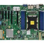 Supermicro X11DPH-T Server Motherboard - Intel Chipset - Socket P LGA-3647 - 2 TB DDR4 SDRAM Maximum RAM - RDIMM  DIMM  LRDIMM - 16 x Memory Slots - 4 x USB 3.0 Port - 10 x SATA Interfa