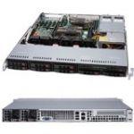 Supermicro SYS-1029P-MTR 1U DP LGA 3647 Intel C621 Intel Xeon Scalable Processors 8 Hot-swap 2.5in SATA3 bays slim DVD-RW 8x DIMM