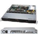 Supermicro SYS-6019P-MT 1U DP LGA 3647 Intel C621 Intel Xeon Scalable Processors 4 Hot-swap 3.5in SATA3 bays 8x DIMM