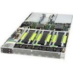 Supermicro SYS-1029GQ-TRT 1U DP LGA 3647 Intel C621 Intel Xeon Scalable Processors 2x Hot-swap 2.5in SAS/SATA 2x Internal 2.5in bays