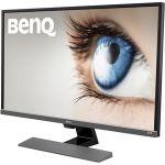 BenQ EW3270U 31.5in LED LCD Monitor - 16:9 - 3840 x 2160 - 1.07 Billion Colors - 20000000:1 - 4K UHD - Speakers - HDMI - DisplayPort - USB - 76 W - Metallic Gray - TÜV Rheinland