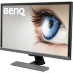 BenQ EL2870U 27.9in LED LCD Monitor - 16:9 - 1 ms GTG - 3840 x 2160 - 1.07 Billion Colors - 12000000:1 - 4K UHD - Speakers - HDMI - DisplayPort - Metallic Gray - TÜV Rheinland  TÜV