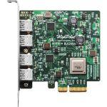 HighPoint RocketU 1344A Industry's Fastest 4-Port USB HBA - PCI Express 3.0 x4 - Plug-in Card - 4 USB Port(s) - 4 USB 3.1 Port(s) - PC  Mac  Linux