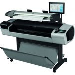 HP Designjet SD Pro Inkjet Large Format Printer - 44in Print Width - Color - Printer  Copier  Scanner - 6 Color(s) - 26 Second Color Speed - 2400 x 1200 dpi - USB - Ethernet - Sheetfed