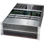 Supermicro SYS-4029GP-TRT 4U Barebone Server Black