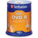 Verbatim 95102 DVD-R 16x 100-Pk Spindle