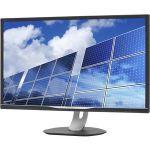 Philips B-Line 328B6QJEB 31.5in WQHD WLED LCD Monitor - 16:9 - Textured Black - 2560 x 1440 - 1.07 Million Colors - 250 Nit - 5 ms GTG - DVI - HDMI - VGA - DisplayPort