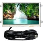 Mimo Monitors UM-760RK-OF 7in Open-frame LCD Touchscreen Monitor - Resistive - 1024 x 600 - WSVGA - 250 Nit - USB - RoHS  WEEE