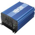 Tripp Lite 1000W Compact Power Inverter Mobile Portable 2 Outlet 1 USB Port - Input Voltage: 12 V DC - Output Voltage: 120 V AC