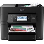 Epson C11CF75203 WorkForce Pro EC-4040 InkjetMultifunction Color Printer Print/Copy/Scan/Fax 20ppm Wi-Fi Supported