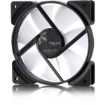 Fractal Design FD-FAN-PRI-AL12-PWM-3P Prisma Al-12 120mm Silent Computer Fan 3 Pack PWM ARGB High Airflow Black