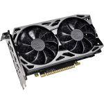 EVGA 04G-P4-1057-KR GeForce GTX1650 SC ULTRA GAMING 4GB GDDR5 Dual Fan Metal Backplate