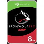 Seagate ST8000NE001 IronWolf Pro 8TB 7200RPM SATA6.0 GB/s 256MB NAS Hard Drive