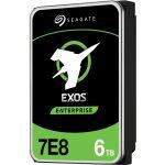 Seagate ST6000NM002A 6TB 3.5in SATA 7200RPM 256MB 6Gb/s Exos 7E8 Enterprise Hard Drive