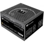 Thermaltake PS-TPD-0750FNFAGU-1 Toughpower GF1 750W Power Supply Fully Modular 80+ Gold Rated Black