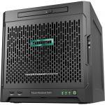 HP P07203-001 ProLiant MicroServer Gen10 Ultra Micro Tower Server 1x Opteron 8GB RAM HDD SSD 1x 200W