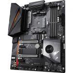 Gigabyte X570  AORUS PRO WIFI AMD Ryzen DDR4 Crossfire/SLI Ready PCIe 4.0 USB3.1 G1/G2 ATX Motherboard