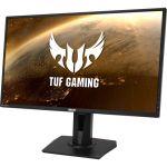 TUF Gaming VG27AQ 27in WQHD LED Gaming LCD Monitor - 16:9 - Black - In-plane Switching (IPS) Technology - 2560 x 1440 - 16.7 Million Colors - G-sync - 350 Nit Maximum - 1 ms MPRT - 120