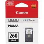 Canon PG-260 Original Ink Cartridge - Black - Inkjet - 1 Pack