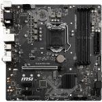 MSI B365M PRO-VDH mATX Motherboard LGA1151 B365Chipset DDR4 2666 (Max 64GB) USB 3.1 Gen 1 7.1 HD Audio 1x VGA 1x DVI-D 1x