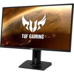 TUF VG27BQ 27in WQHD Gaming LCD Monitor - 16:9 - Black - Twisted nematic (TN) - 2560 x 1440 - 16.7 Million Colors - G-sync - 350 Nit Maximum - 400 µs - 120 Hz Refresh Rate - 2 Spe