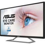 Asus VA32UQ 31.5in 4K UHD LED Gaming Monitor 16:9VA Panel 3840x2160 FreeSync 60Hz 4ms 2 Speakers HDMI DP Silver/Black