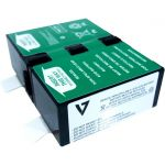 V7 RBC124  UPS Replacement Battery  APCRBC124 - 9000 mAh - 12 V DC - Lead Acid - Maintenance-free/Sealed/Leak Proof - 3 Year Minimum Battery Life - 5 Year Maximum Battery Life
