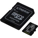 Kingston Canvas Select Plus 256 GB Class 10/UHS-I (U3) microSDXC - 100 MB/s Read - 85 MB/s Write - Lifetime Warranty