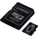 Kingston Canvas Select Plus 64 GB Class 10/UHS-I (U1) microSDXC - 100 MB/s Read - Lifetime Warranty