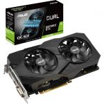 ASUS DUAL-GTX1660S-O6G-EVO GTX 1660 SUPER DUAL EVO 6GB OC GDDR6 Graphics Card HDMI2.0 Displayport 1.4