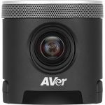 AVer CAM340+ Video Conferencing Camera - 60 fps - USB 3.1 - 3840 x 2160 Video - Exmor CMOS Sensor - Fixed Focus - 4x Digital Zoom - Microphone - Computer  Monitor  TV