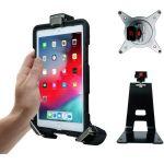 CTA Digital Desktop/Wall Mount for Tablet  iPad (7th Generation)  iPad (6th Generation)  iPad Pro  iPad mini - 12.9in Screen Support - 75 x 75  100 x 100 VESA Standard